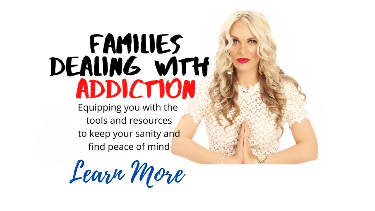 how to deal with addiction in your family