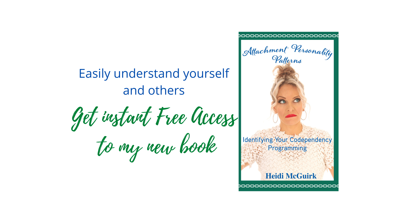 codependency book attachment personality patterns